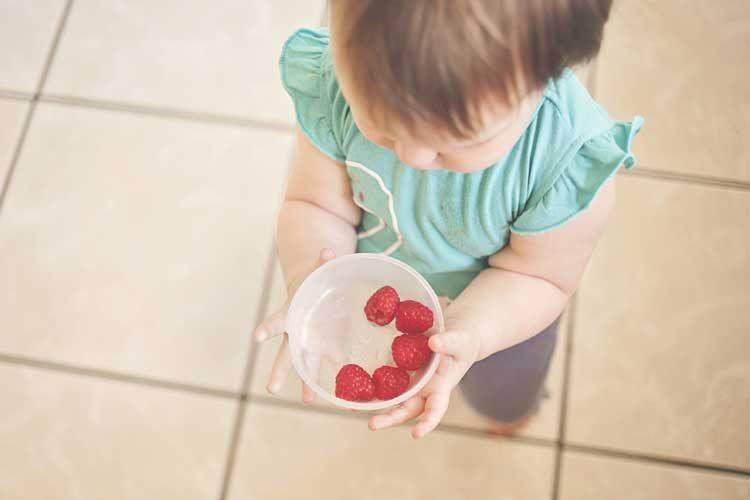 Voorkom overgewicht bij kinderen