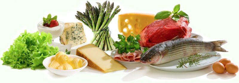 9 ingrediënten voor binnen een koolhydraatarm recept